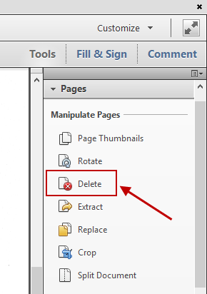 DELETE PAGES FROM PDF FILE PDF DOWNLOAD